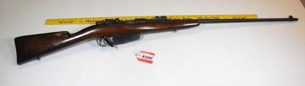 WWII Italian Carcano FAT42 Rifle