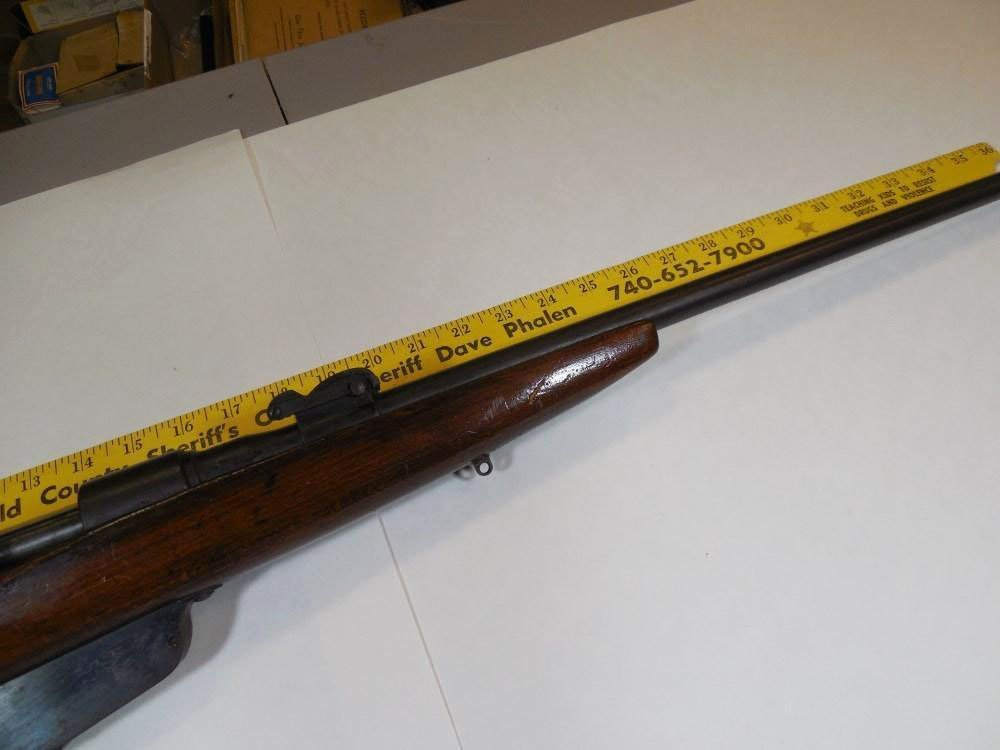 WWII Italian Carcano FAT42 Rifle - 4