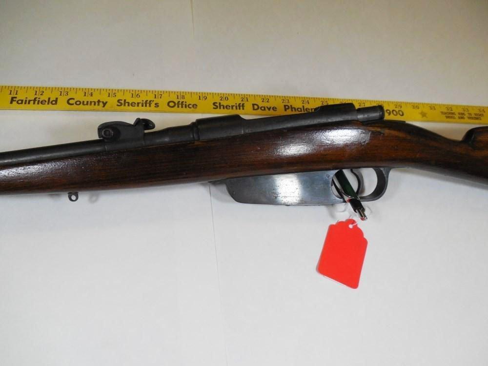 WWII Italian Carcano FAT42 Rifle - 9