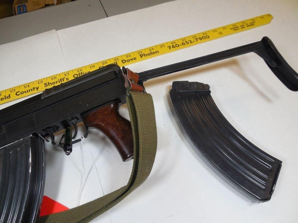 Century Arms VZ2008 Sporter Rifle 7.62x32 - 10