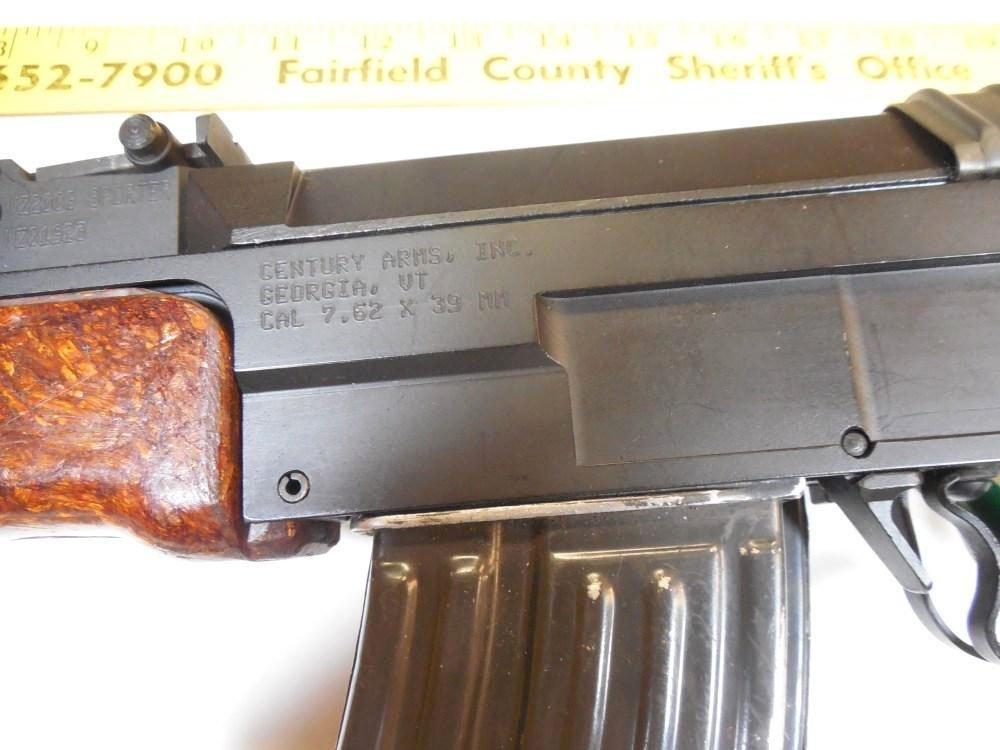 Century Arms VZ2008 Sporter Rifle 7.62x32 - 6