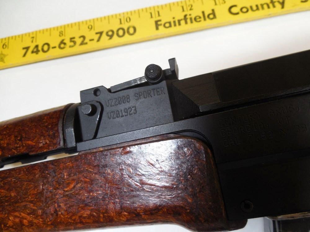 Century Arms VZ2008 Sporter Rifle 7.62x32 - 7