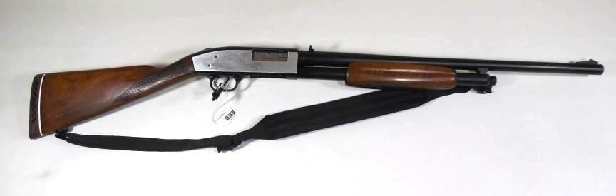 Western Field 12 Gauge Pump Action Shotgun