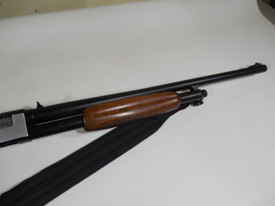 Western Field 12 Gauge Pump Action Shotgun - 4