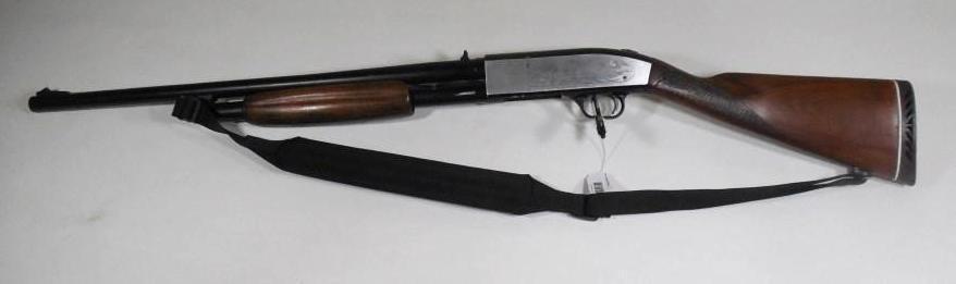 Western Field 12 Gauge Pump Action Shotgun - 5