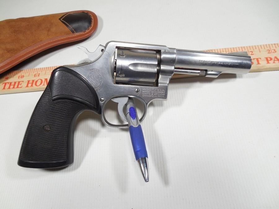 Smith & Wesson Model 64-3 Revolver 38 Special - 3