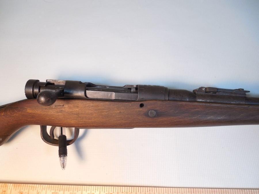 Japanese Arisaka Type 99 Rifle Chrysanthemum - 3