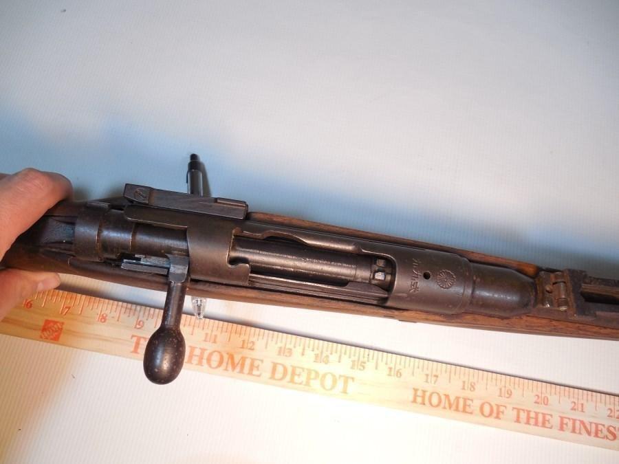 Japanese Arisaka Type 99 Rifle Chrysanthemum - 6