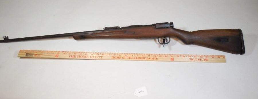 Japanese Arisaka Type 99 Rifle Chrysanthemum - 7