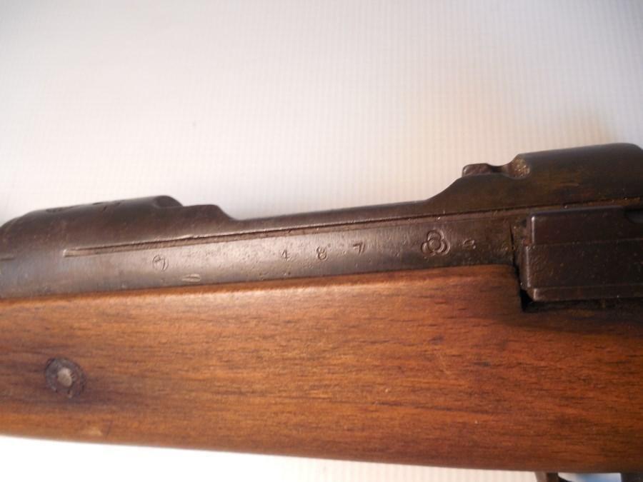 Japanese Arisaka Type 99 Rifle Chrysanthemum - 8