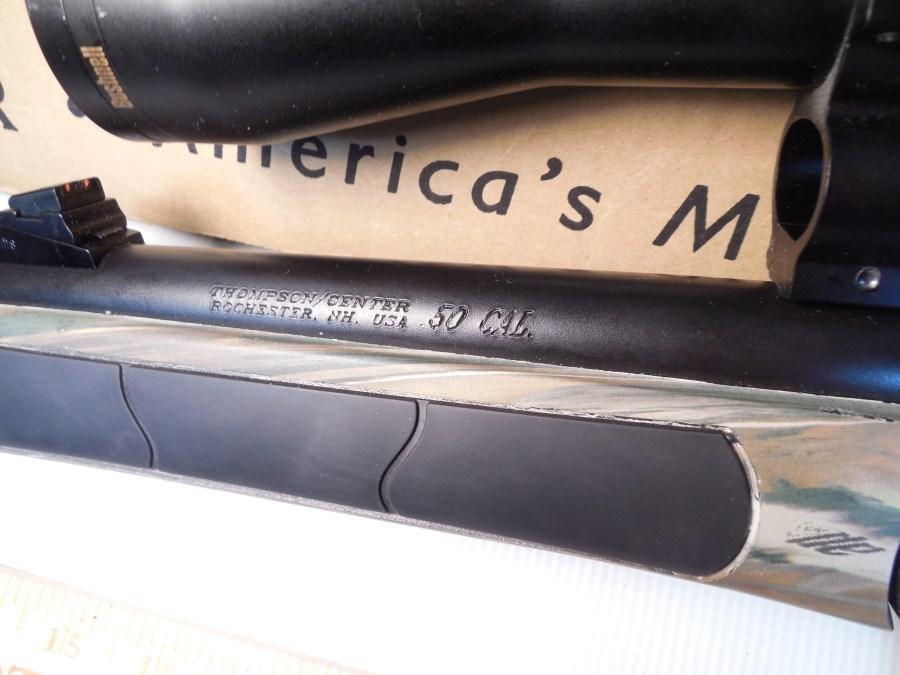 Thompson Bone Collector Rifle Craig Morgan Signed - 3