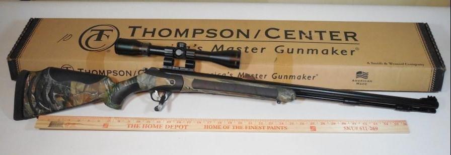 Thompson Bone Collector Rifle Craig Morgan Signed - 8