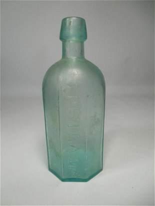 Early Antique Bottle Pulmonic Syrup