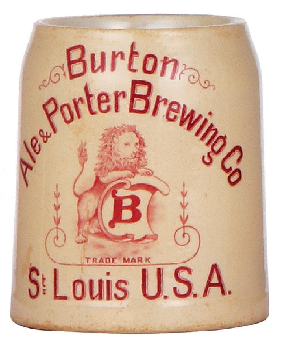 Burton Ale & Porter Brewing Co. mug