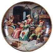 Lemp St. Louis Falstaff Lithograph