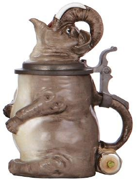 Character stein, Elephant