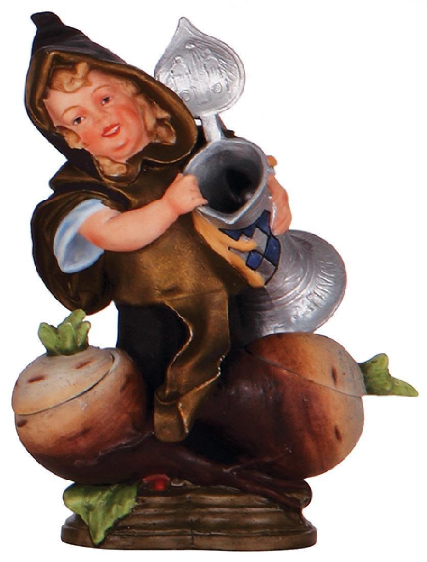 Porcelain Munich Child figurine