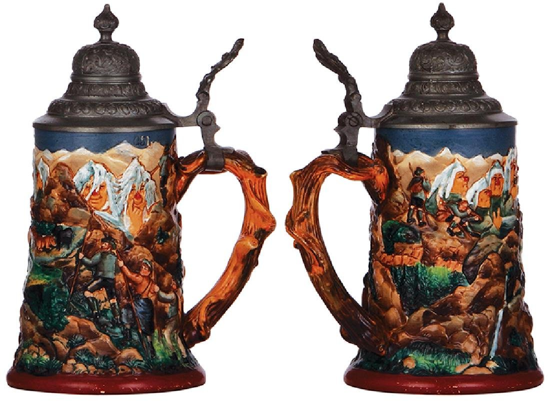 Pottery stein, Walensee - 2