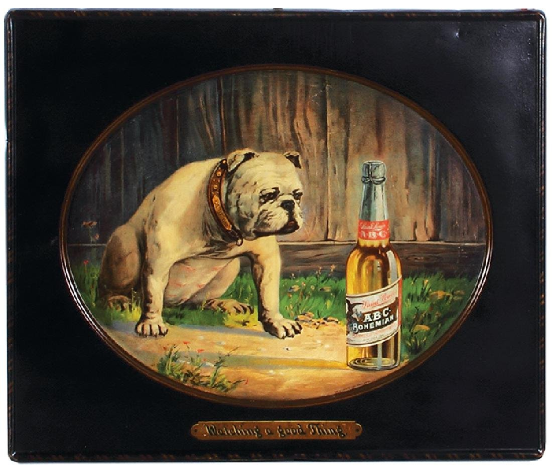 The American Brewing Co. Lithograph