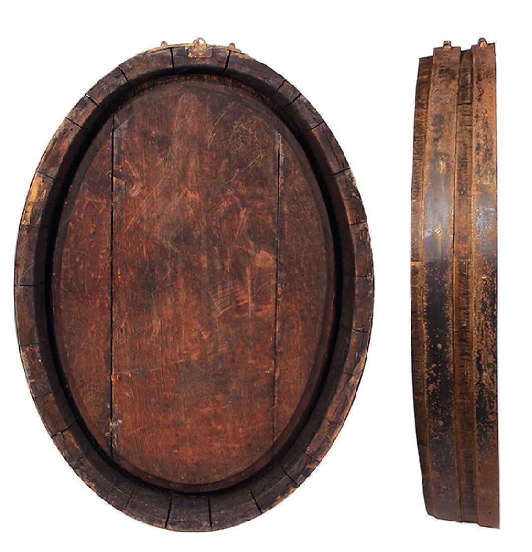 Anheuser & Fehrs Wood Barrel - 2
