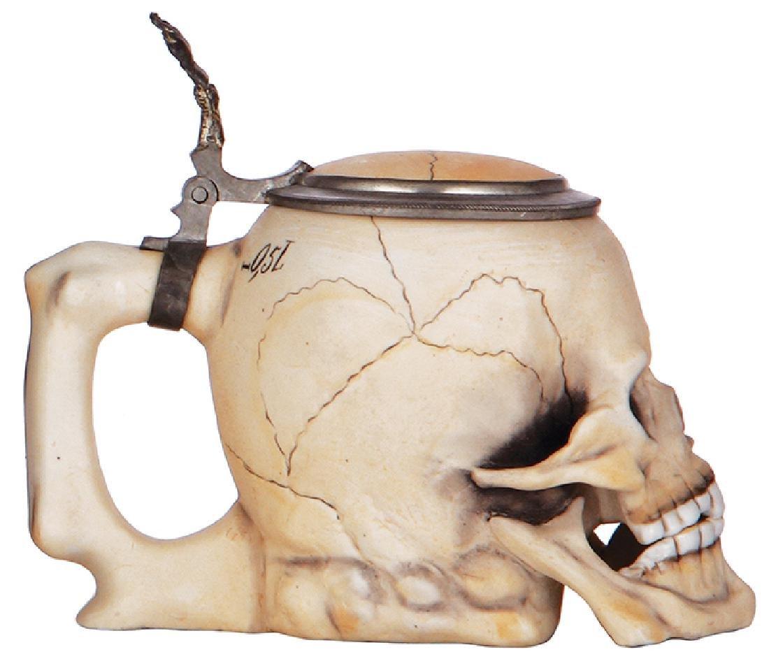 Character stein, Skull - 3