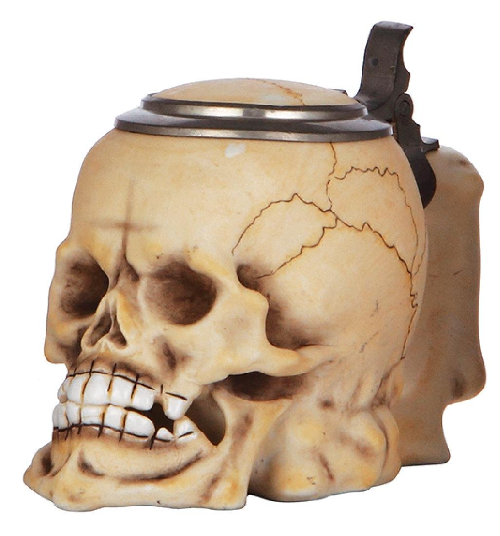 Character stein, Skull