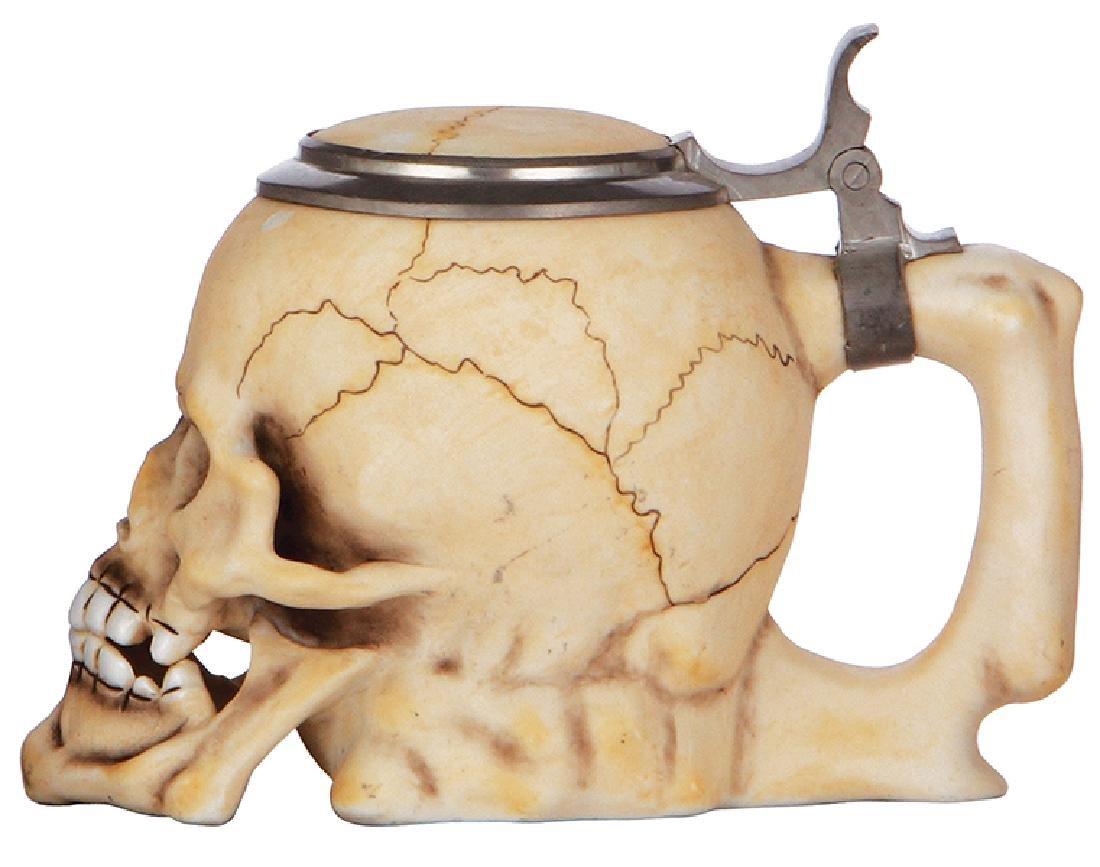 Character stein, Skull - 2