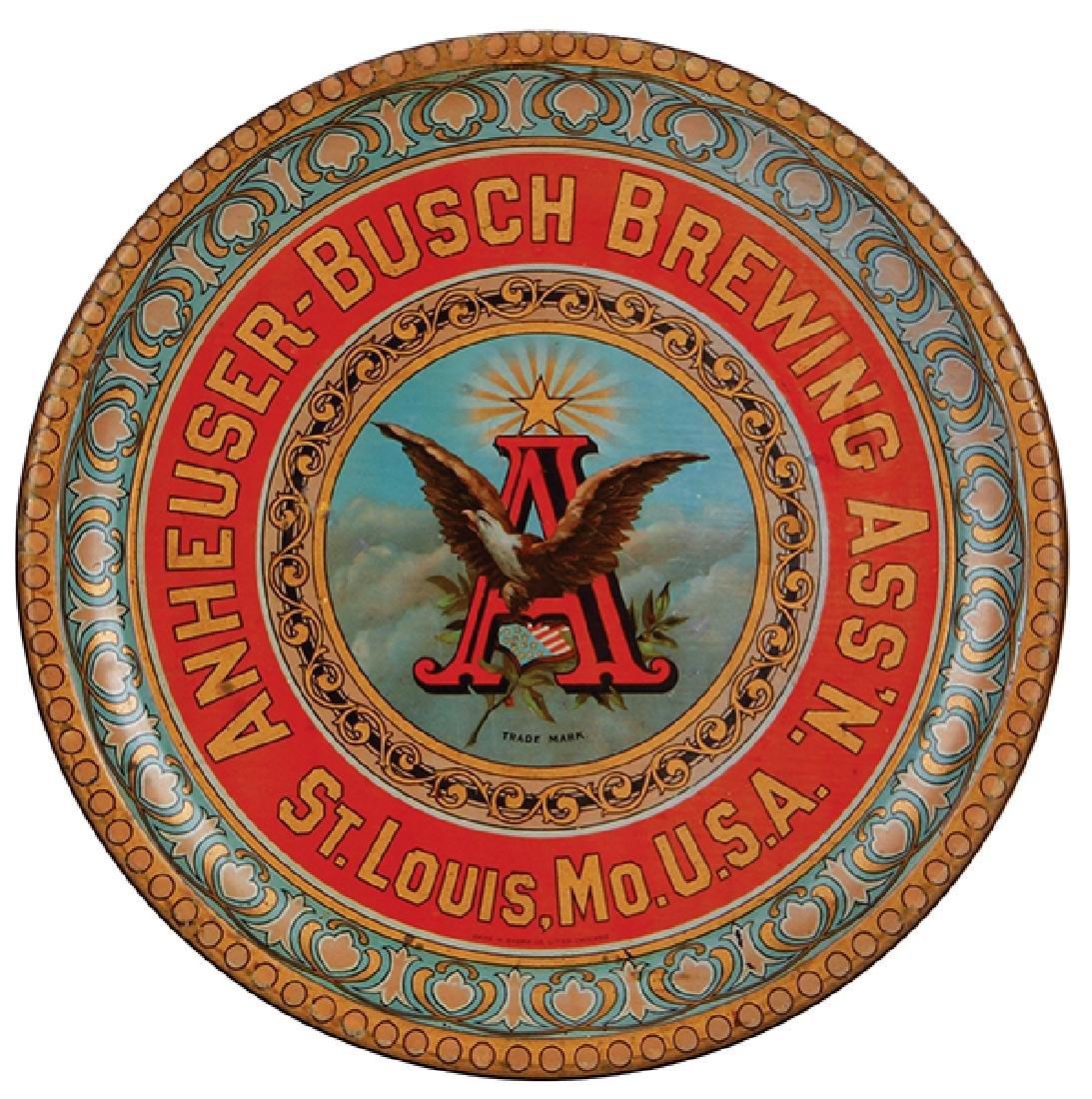 Anheuser-Busch tray