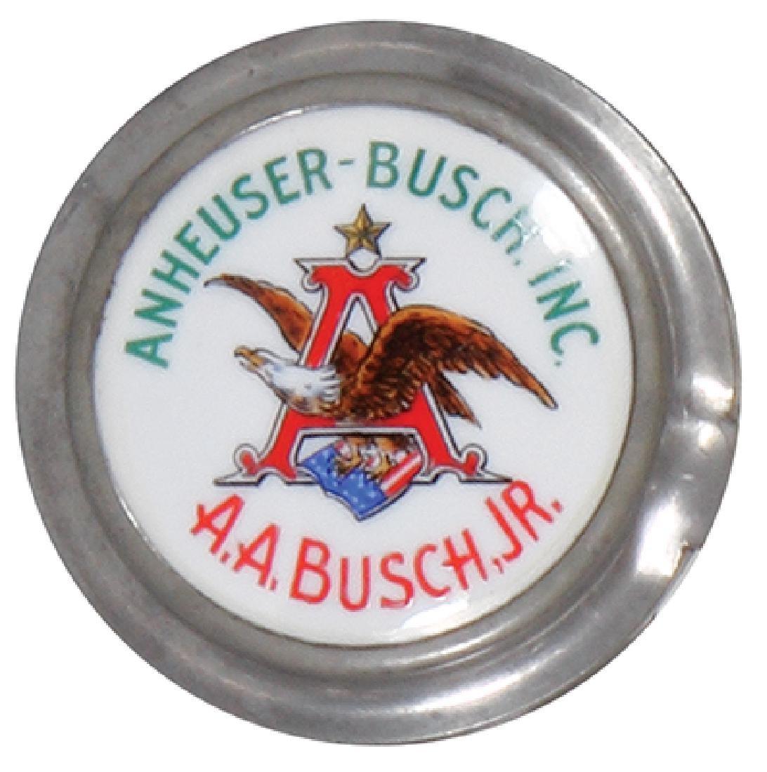 Glass stein, Anheuser-Busch - 2