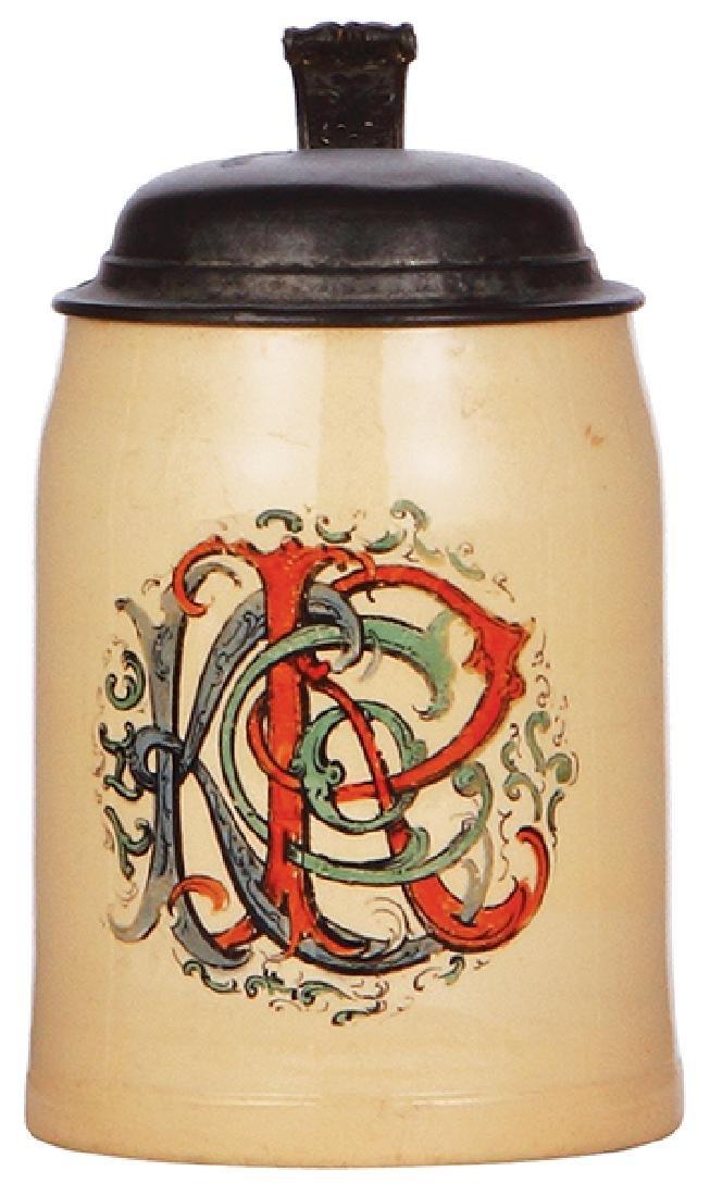Pottery stein, Kuntz's Special Brew