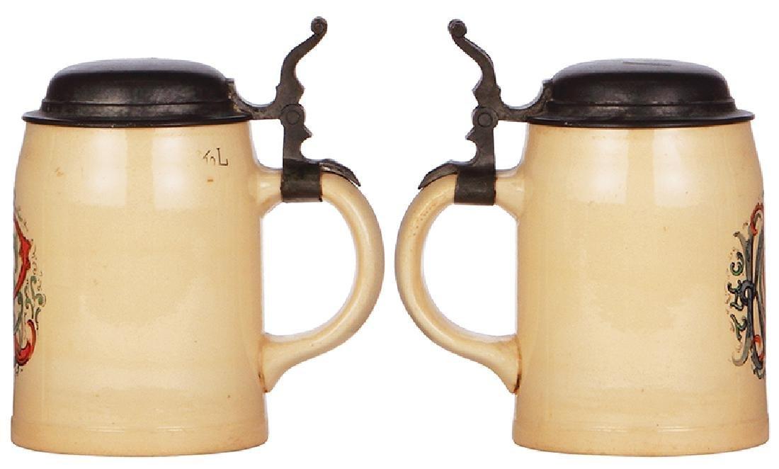 Pottery stein, Kuntz's Special Brew - 2