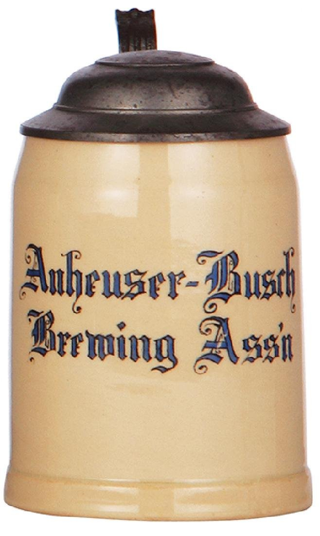 Pottery stein, Anheuser-Busch