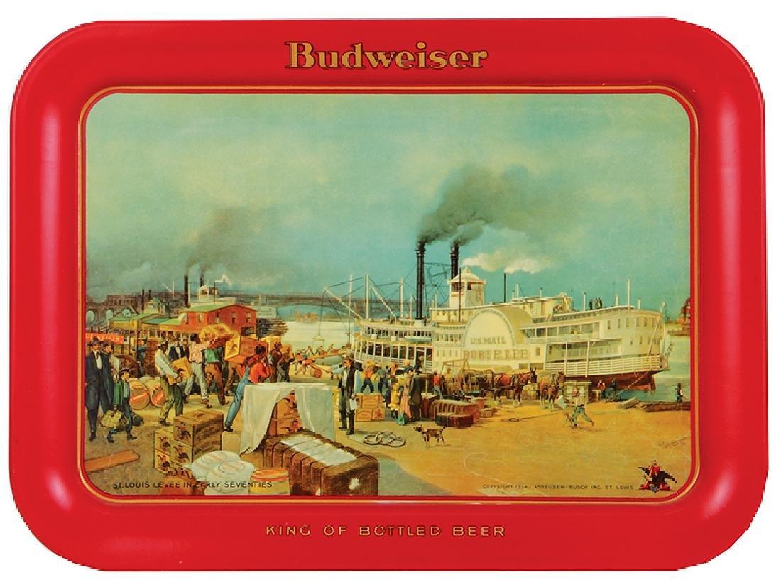 Budweiser tray