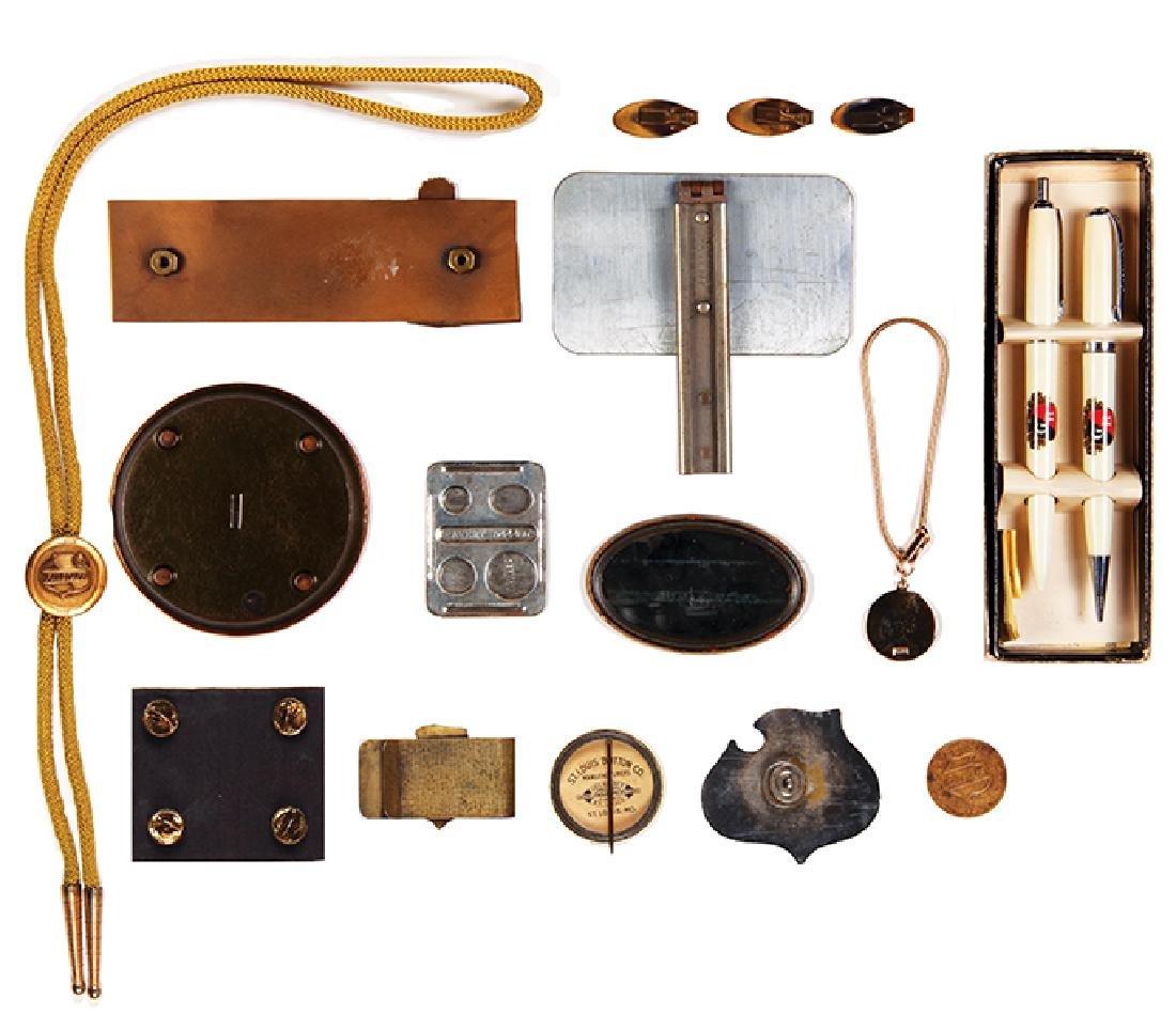 Sixteen items, Anheuser-Busch - 2