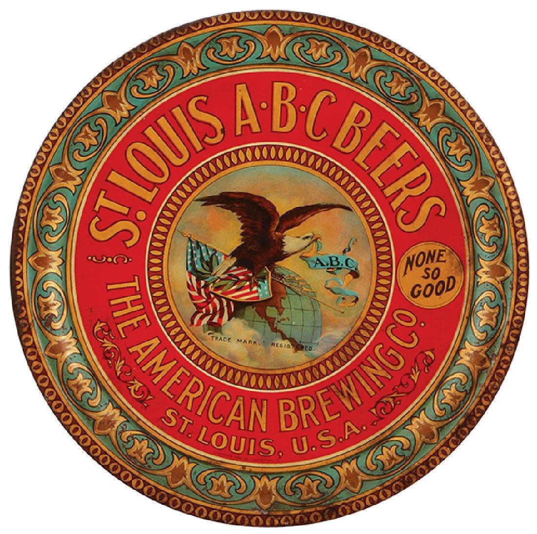 The American Brewing Co. tray