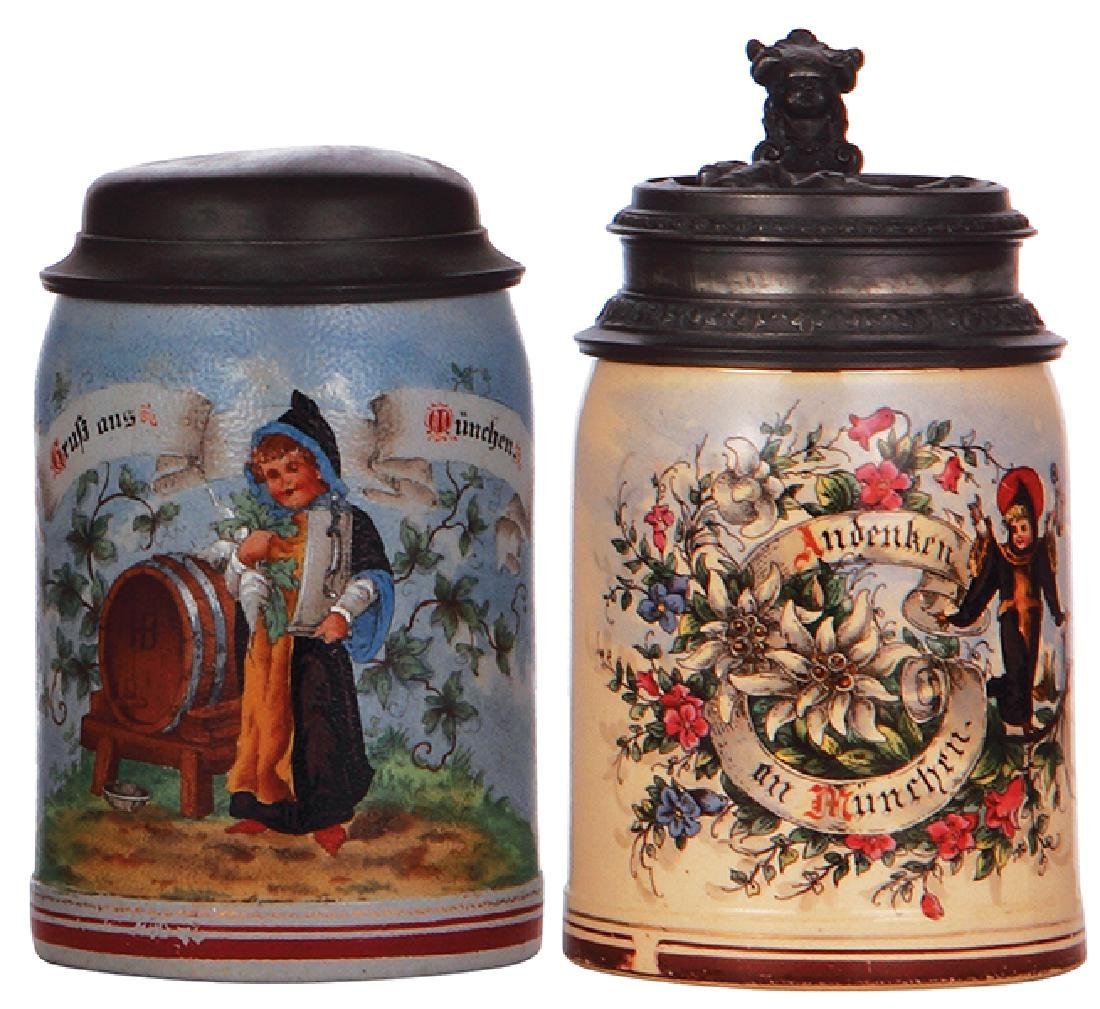 Two steins