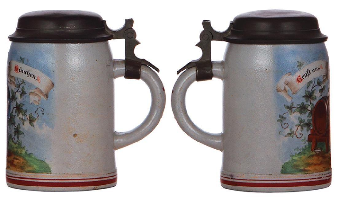 Two steins - 2