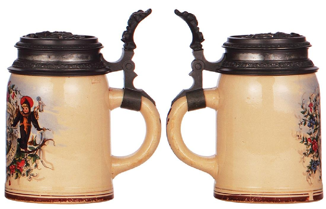 Two steins - 3