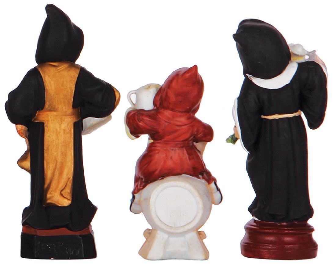 Three Munich Child figurines - 2