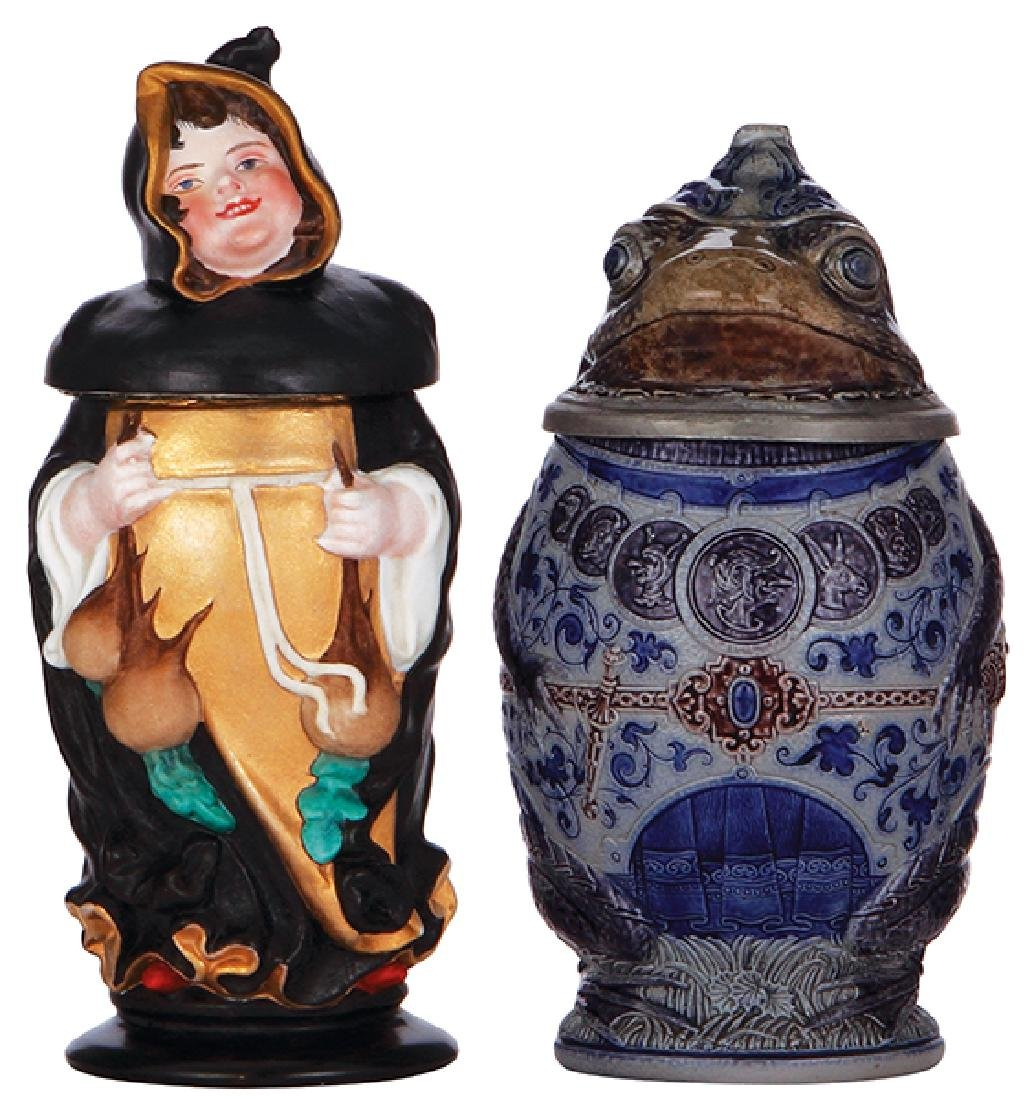 Two Character steins