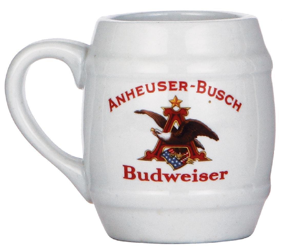 Porcelain mug, Anheuser-Busch - 2