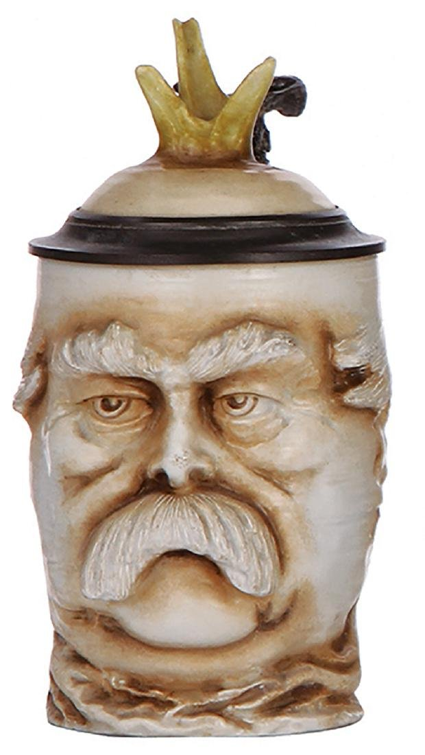Character stein Otto Bismarck Radish