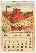 Union Brewing Co., Calendar