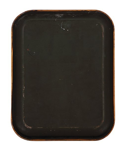 Clysmic King of Table Waters advertising tray - 2