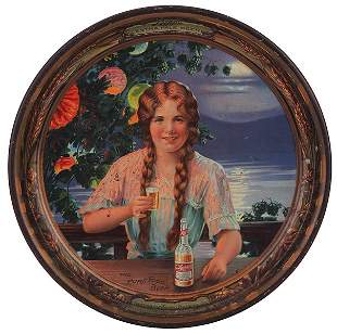 Seipp's Extra Pale Beer advertising tray