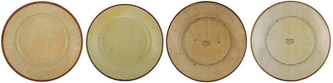 Four Harvard Brewing Co. & Vienna Art Plates - 3