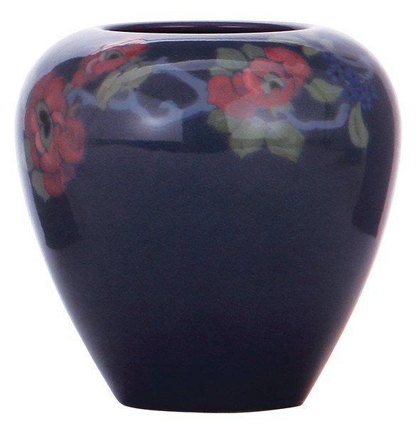 Rookwood pottery vase, 1919, Lorinda Epply