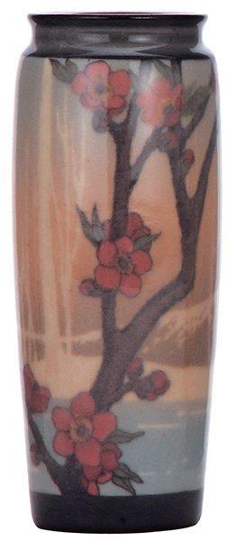 Rookwood pottery vase, 1919, Sara Sax - 2