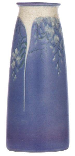 Rookwood pottery vase, 1914, Sara Sax - 2