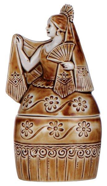 Porcelain figurine, marked Schäfer & Vater